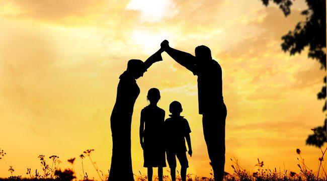 Modlitba rodičov za deti