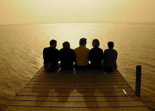 Modlitba za priateľov