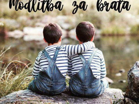 Modlitba za brata
