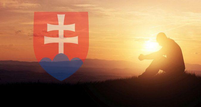 Modlíme sa za Slovensko
