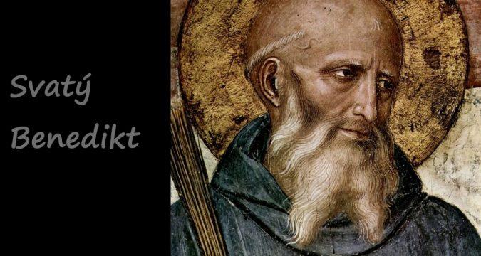 Modlitba k svätému Benediktovi