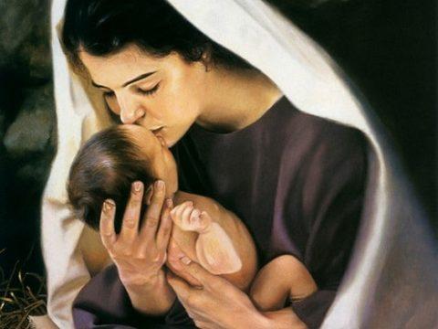 Modlitba matky za materstvo