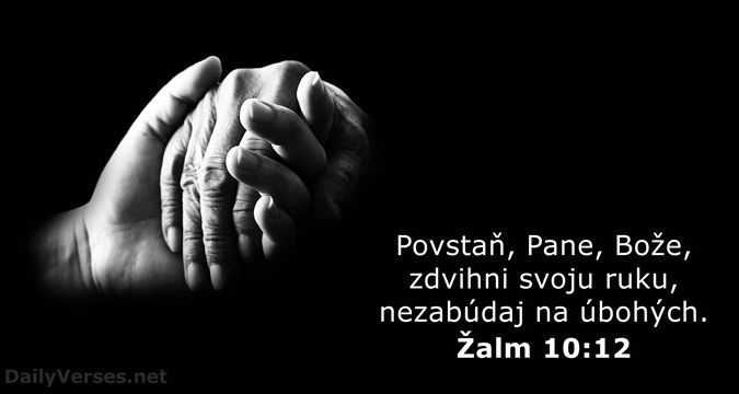 Modlitba s vierou