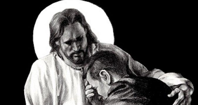 Modlitba za odpustenie