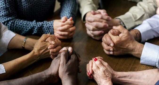 Modlitba za všetkých ľudí