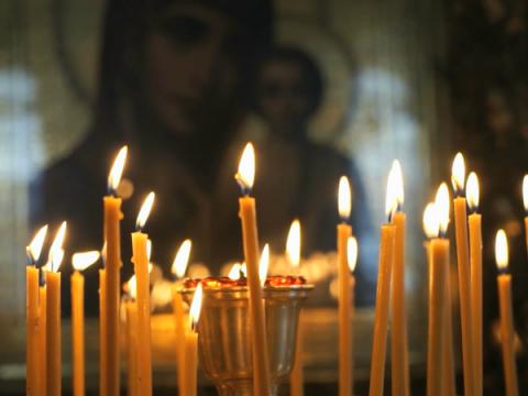 Modlitba za zosnulých