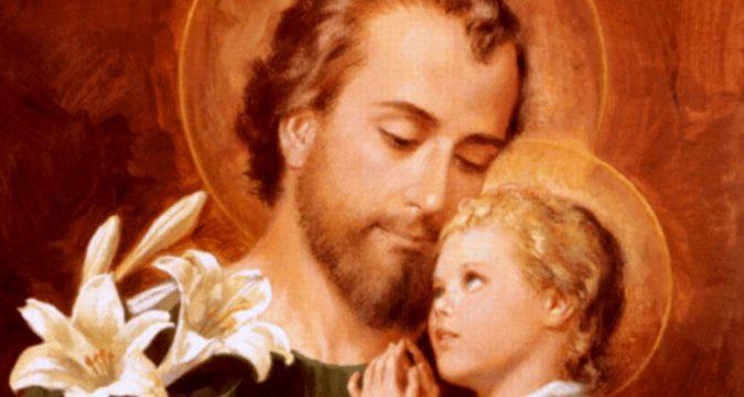 Modlitby k svätému Jozefovi