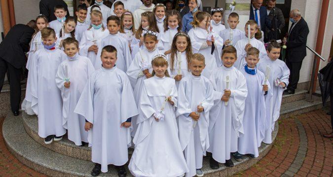 Modlitby pre prvoprijímajúce deti (1. sväté prijímanie)