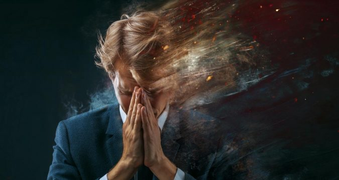 Modlitba proti stresu a úzkosti