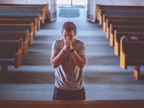 Modlitba v čase pandémie