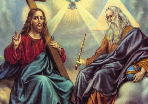 Modlitba k Najsvätejšej Trojici